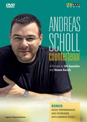 Andreas Scholl: Portrait By Uli Aumuller & Kaisik
