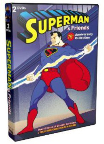Superman & Friends: 75th Anniversary Cartoon Coll