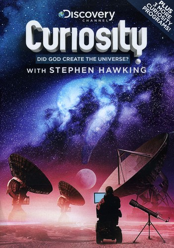 Curiosity with Stephen Hawking
