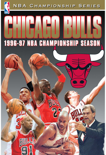 Nba Champions 1997: Chicago Bulls