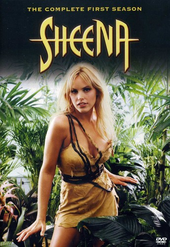 Sheena: The Complete First Season