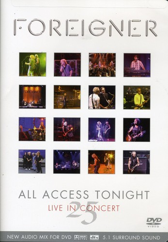 All Access Tonight: Live in Concert