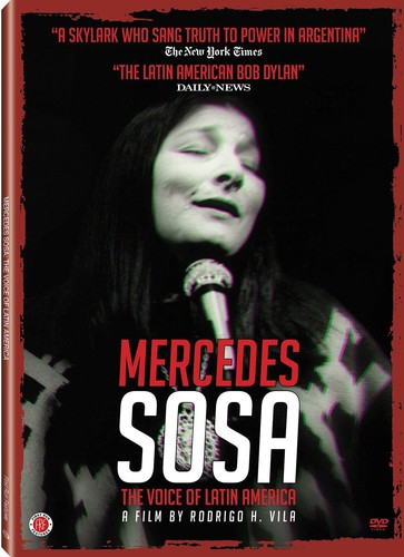 Mercedes Sosa: The Voice of Latin America