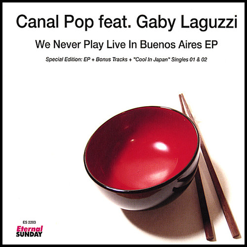 We Never Play Live in Buenos Aires EP