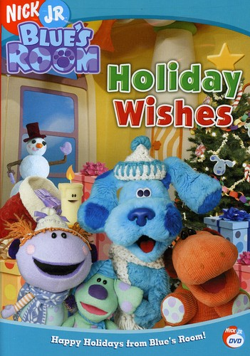 Blue's Clues: Blue's Room - Holiday Wishes