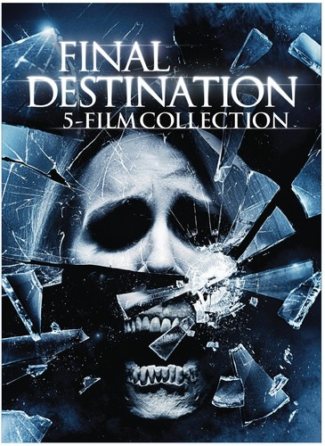 5 Film Collection Final Destination