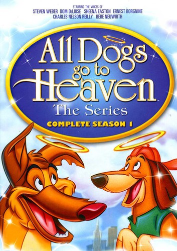 All Dogs Go to Heaven: The Complete Season One
