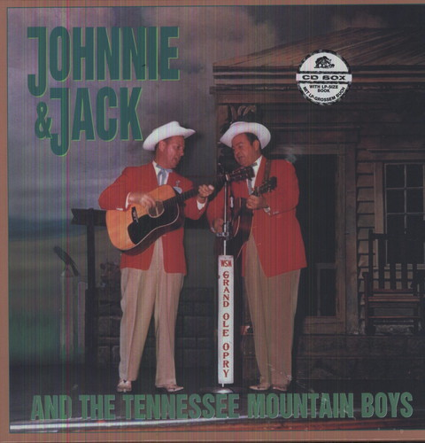& the Tennessee Mountian Boys