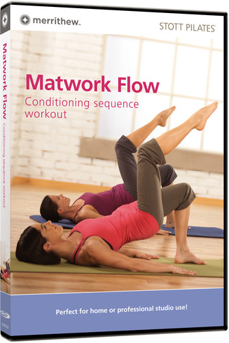 Matwork Flow Conditioning Sequence Workout