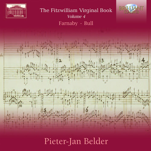 Fitzwilliam Virginal Book 4
