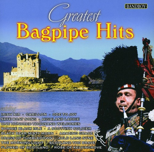 Greatest Bagpipe Hits /  Various [Import]