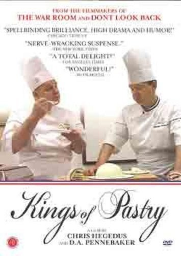 Kings of Pastry with Chris Hegedus and D.A. Penneb