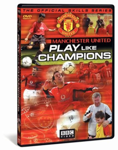 Manchester United-Play Like Champions