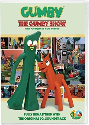 Gumby: The Complete 50s Series