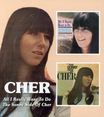 All I Really Want to Do /  Sonny Side of Cher [Import]