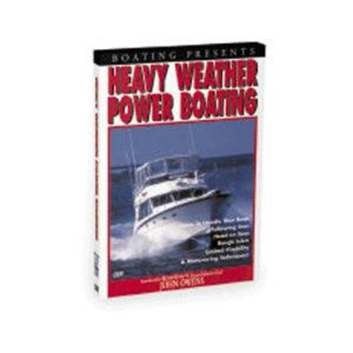 Heavy Weather Powerboat Handling
