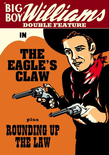 Eagle's Claw (1924) /  Rounding Up the Law (1922)