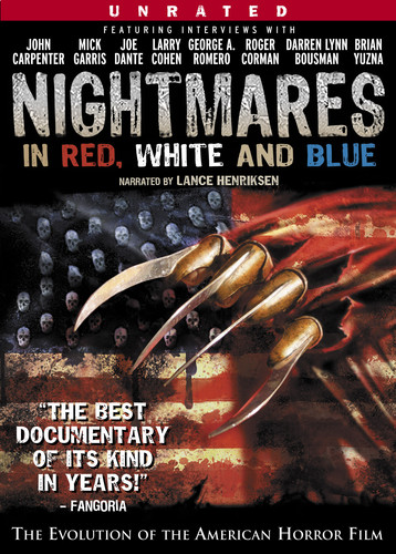 Nightmares in Red White & Blue: Evolution of the
