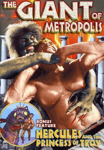 Giant of Metropolis /  Hercules & the Princess of