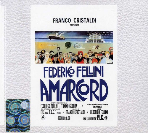 Amarcord (Original Soundtrack) [Import]