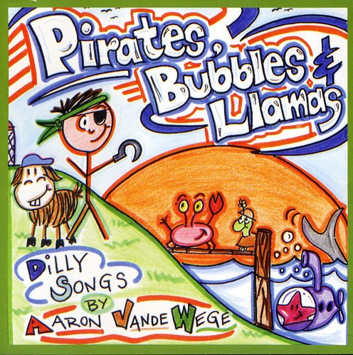 Pirates Bubbles & Llamas