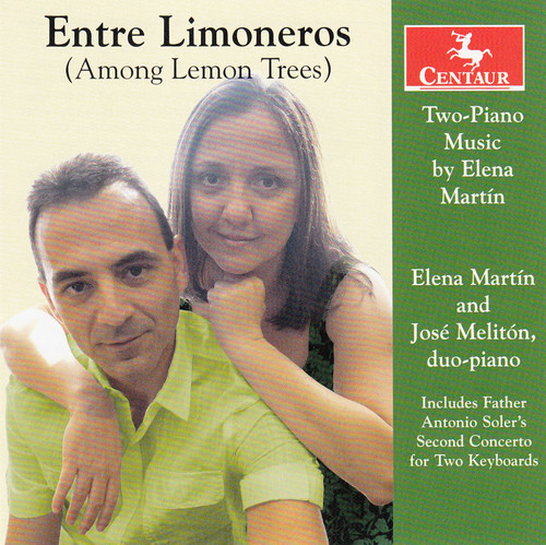 Among Lemon Trees: Two-Piano Music