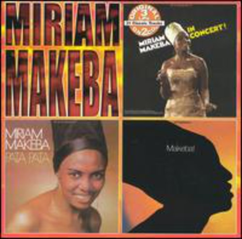 In Concert Pata Pata Makeba