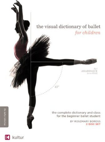 Visual Dictionary of Ballet for Children