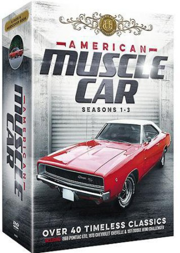 Muscle Cars: Series 1-3