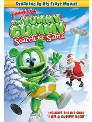 Yummy Gummy Search for Santa: The Movie
