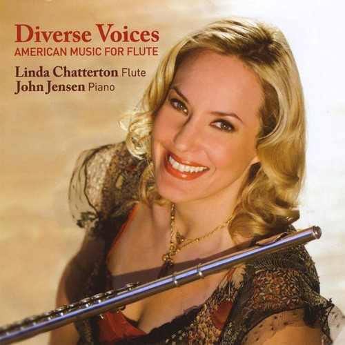 Diverse Voices-American Music for Flute