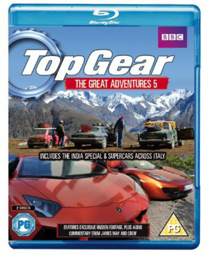 Top Gear Great Adventures 5 [Import]