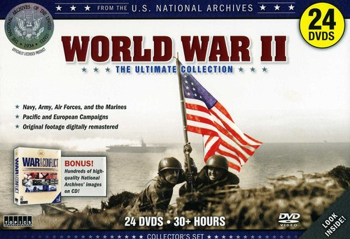 WW2 the Ultimate Collector's Edition