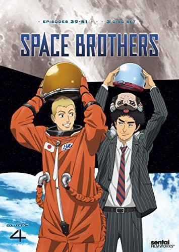 Space Brothers Collection 4