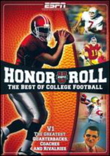 Espn: Espnu Honor Roll: Best of College Football 1