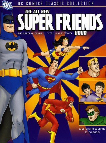All-New Superfriends Hour: Season One V.2