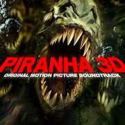Piranha 3D (Original Soundtrack)