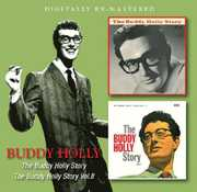 Buddy Holly Story /  Buddy Holly Story 2 [Import]
