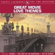 Great Movie Love Themes: Five Star Collection /  Various
