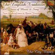 English Tradition 400 Years of Music & Song