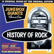 History of Rock: Jukebox Giants 1 /  Various