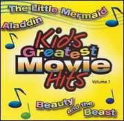 Kids Greatest Movie Hits 1 /  Various