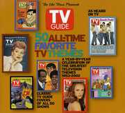 TV Guide: 50 All Time Favorite Themes /  Various