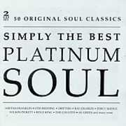 Simply the Best Platinum Soul /  Various [Import]