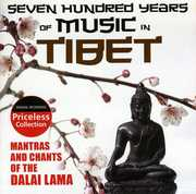 Seven-Hundred Years of Music in Tibet /  Various