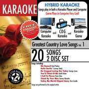 Karaoke: Greatest Country Love Songs with /  Various