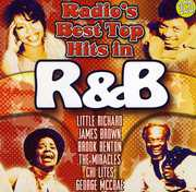 Radios Best Top Hits in R&B /  Various