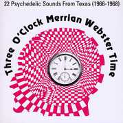 Three O'Clock Merrian Webster Time /  Various