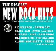 Biggest New Rock Hits /  Various