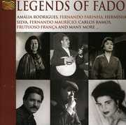 Legends of Fado /  Various